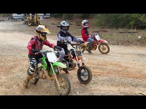 motocross drag racing dirt bikes drag racing and big jumps at high