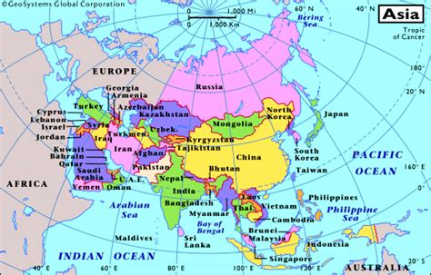 russia and middle east map quiz political map of asia with capitals maps asia