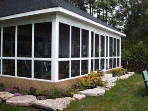 Porch Enclosures Toronto patio screen enclosures in toronto ontario canada