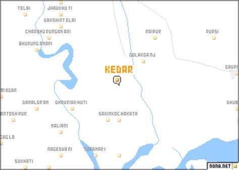 kedar (bangladesh) map nona.net