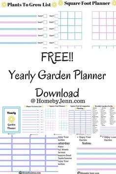 printable vegetable planner free printable garden planner and food preservation