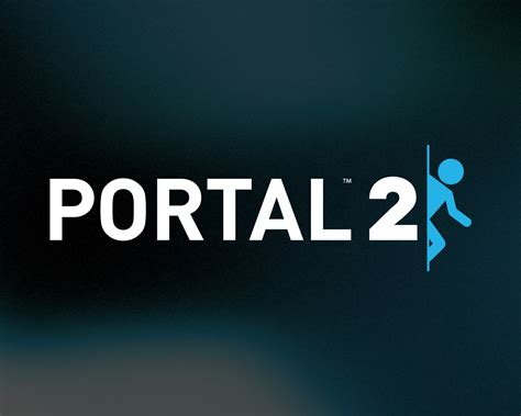 portal 2 typography portal 2 font forum dafont