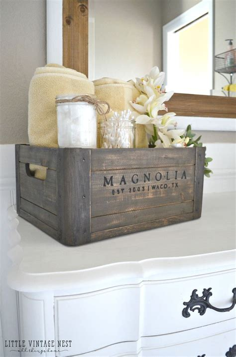 bathroom vanity farmhouse style best 25 magnolia farms ideas on fixer