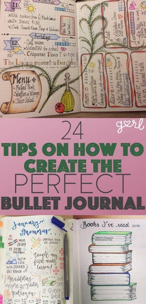 bullet journal tips 24 tips on how to make the most perfect bullet journal