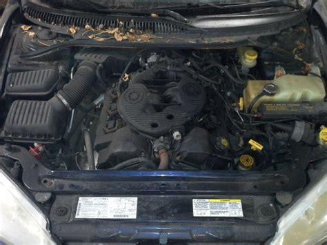 2002 dodge intrepid engine motor 2 7l vin r 2686923 ebay