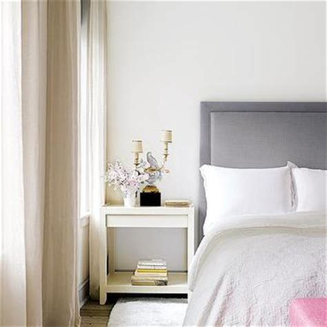 grey and ivory bedroom ivory nightstand bedroom traditional with bedroom bench