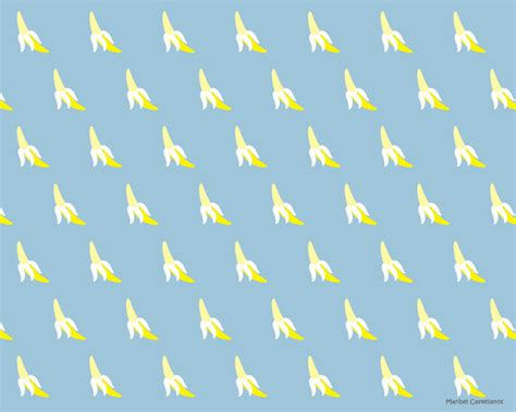 bananas wallpaper tumblr banana wallpaper by marsapan on deviantart