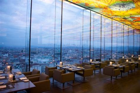 loft le dining with a view picture of le loft vienna tripadvisor
