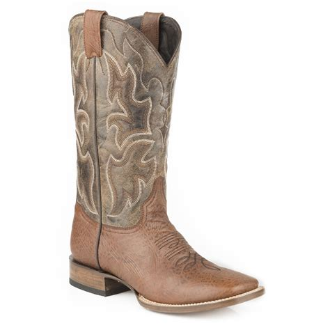 stetson boots for pungo ridge stetson s rock bull shoulder wide