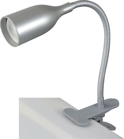 le de bureau pince le de bureau 224 pince oule 7w 220 lumen gris ou
