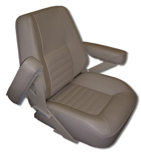 rivermaster single boat seat boat seats by bentley s mfg - Folding Boat Seat With Armrests