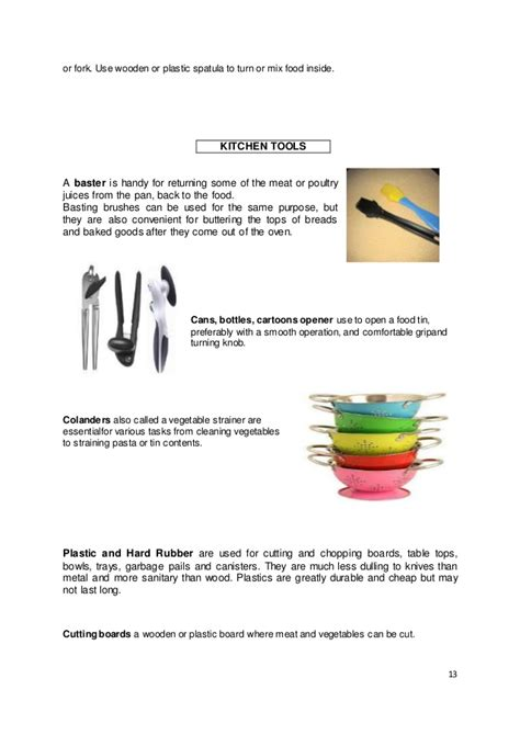 equipment layout meaning kitchen tools and equipment with meaning 132 best