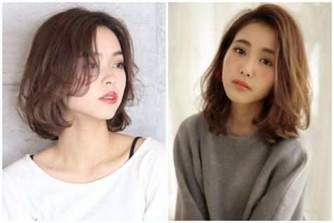 model rambut mengembang  terlihat lebih muda  usia