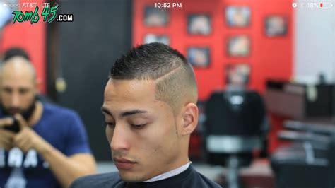 wahl haircut tutorial faux hawk fade haircut using wahl clippers youtube
