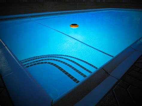 Swimming Pool Led Light Bulbs Blue Wave Na4183 Starshine Floating Led Solar Pool Light Swimming Pool Lighting