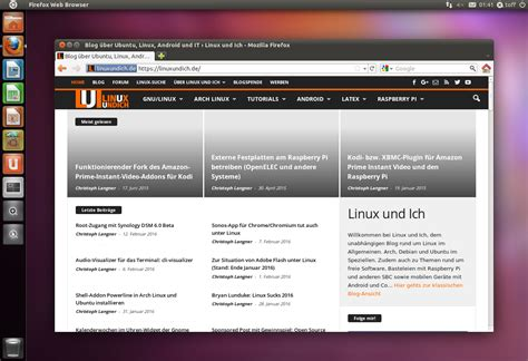 latex tutorial for ubuntu unity aus ubuntu 11 04 erkl 228 rt part 1 der einstieg