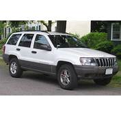 99 03 Jeep Grand Cherokee Laredojpg  Wikimedia Commons