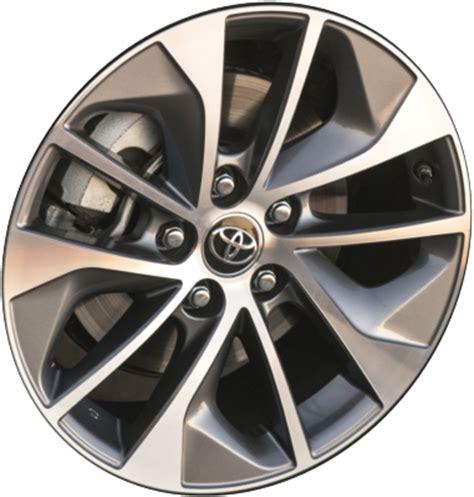 toyota rav4 17 inch alloy wheels toyota rav4 wheels rims wheel stock oem replacement