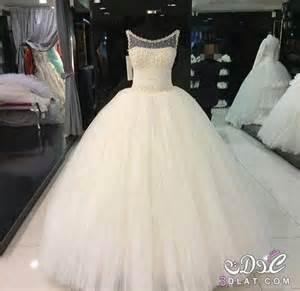فساتين زفاف 2017 صور احلى فساتين افراح wedding dresses