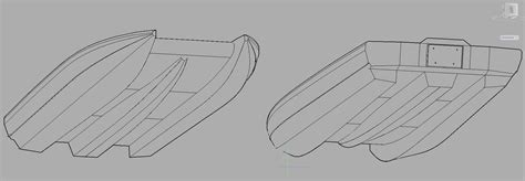 fishing boat hull design 21ft fishing fast tunnel hull design and build page 2