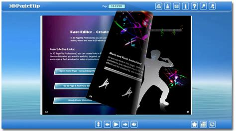 online program maker 3dpageflip free flash ebook maker create a magazine for free