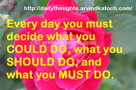 The Meaningful With Rumi Hc daily thought hd picture message on what you must do
