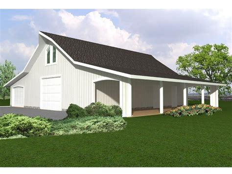garage plans with carport outbuilding plans outbuilding or garage plan with shop