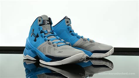 stephen curry shoes foot locker armour curry 2 electric blue foot locker
