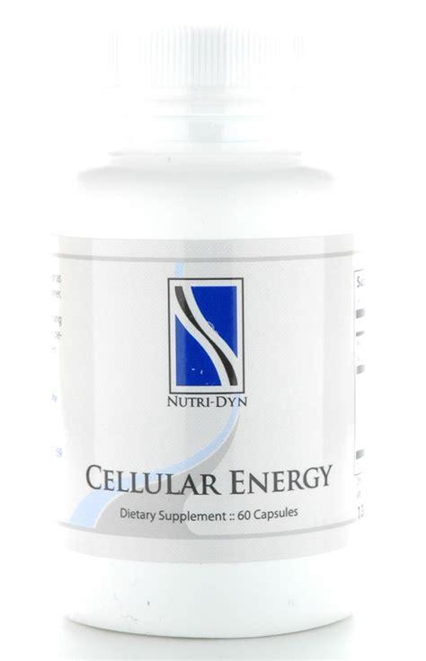 Nutri Dyn Detox Phase 1 And 2 by Cellular Energy 60 Caps Nutri Dyn