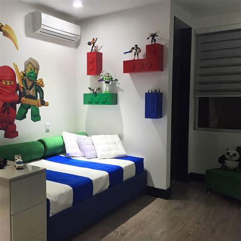 boys room lego ideas kids transitional  glass shelves