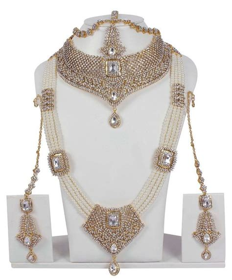 Fashion Bridal Jewelry Sets best 25 indian bridal jewelry sets ideas on