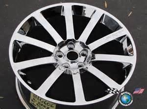 Chrysler 300 Factory Rims 05 10 Chrysler 300 300c Factory 20 Quot Wheel Oem 2253