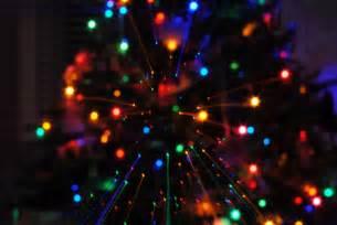 christmas christmas tree colorful colors light image