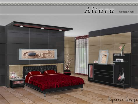 Sims 3 Bedroom Sets Nynaevedesign S Altara Bedroom