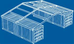 Barn Roof Truss Podroof Usa Shipping Container Roof Kits