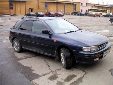 subaru impreza 1995 1995 subaru impreza wagon pictures 1800cc gasoline