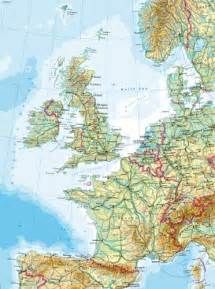 Physical Map Of Western Europe by Western Europe Quotes Like Success