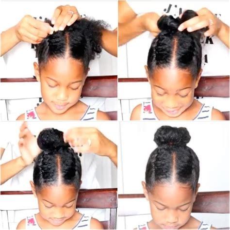 And Easy Hairstyles For Black by 17 And Easy Hairstyles For Hair Style Kid