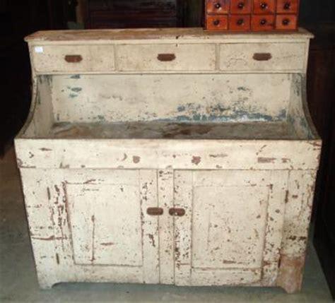 antique dry sink | lovetoknow