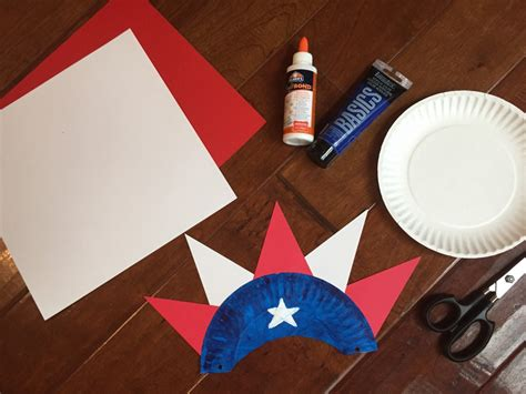 4th Of July Paper Crafts - fourth of july crafts for simplesolutionsdiva