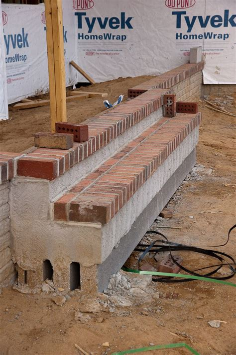 brick steps ideas      pinterest