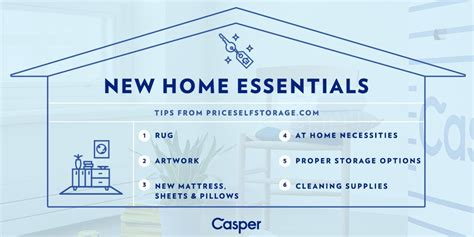 new house necessities infographic new home essentials live uncluttered blog