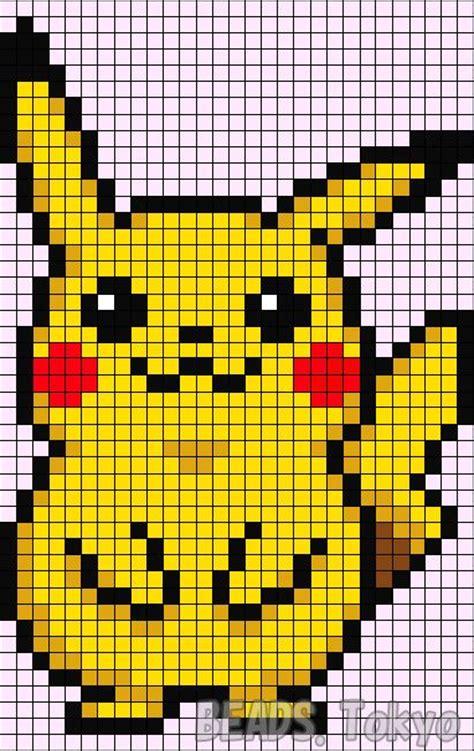 pikachu perler bead template 25 best ideas about perler on