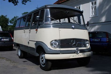 Mercedes O 319 For Sale by Hemmings Find Of The Day 1965 Mercedes O319 D