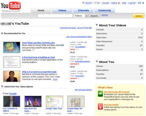 layout yahoo respuestas will youtube change the layout back yahoo answers