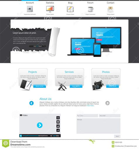 home design website templates free download 100 home design website templates free download