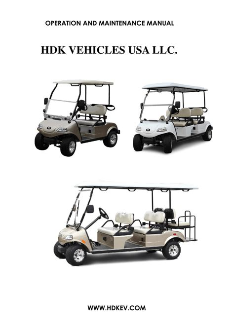 hdk golf cart wiring diagram wiring diagram with description