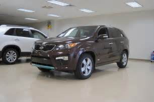 Kia Sorento Trims 2011 Kia Sorento Crossover Added Sx Trim