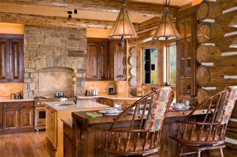 Log Homes Interior Designs by 21 Rustic Log Cabin Interior Design Ideas Style Motivation