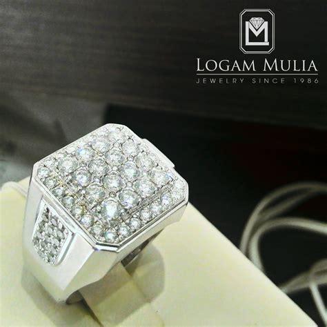 Cincin Berlian For jual sold cincin berlian pria nemc 1408 004